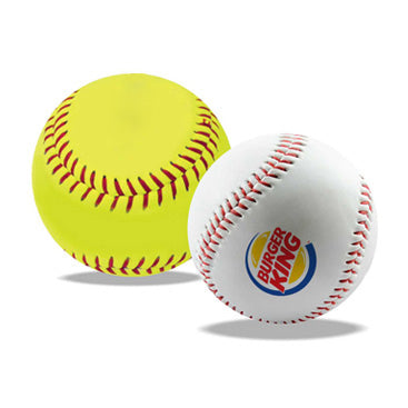 Custom Soft Balls - Match Leather
