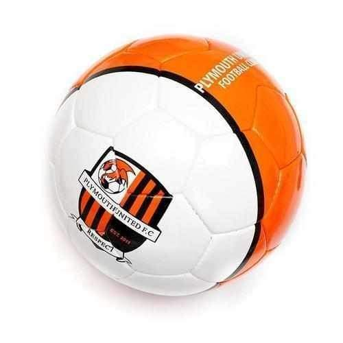 Standard Match Football Ball X5 - Custom Printed