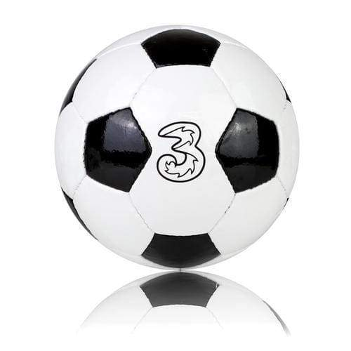 Ultimate Promotional Footballs X6 - Custom Printed 28 Panel - Football