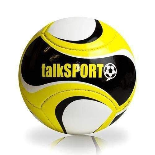 Ultimate Promotional Footballs X6 - Custom Printed 6 Panel - Football