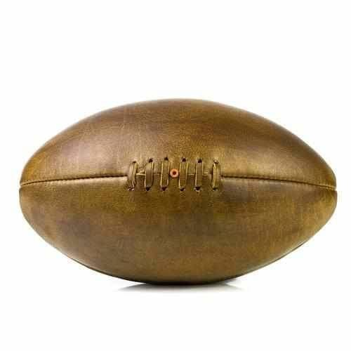 Vintage Leather Rugby Ball - Rugby Ball
