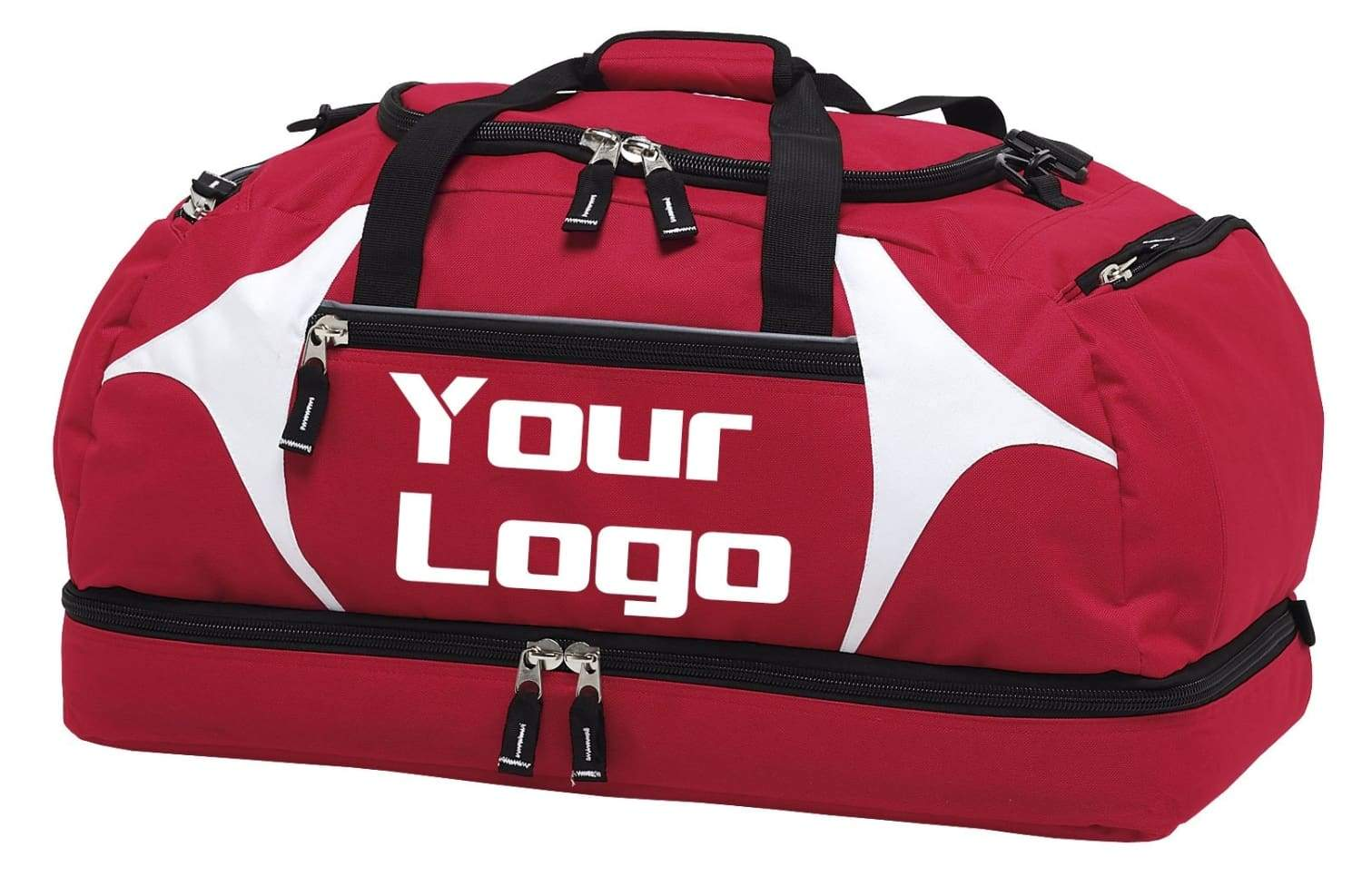custom designed sports bags - Printed Promotional Bags
