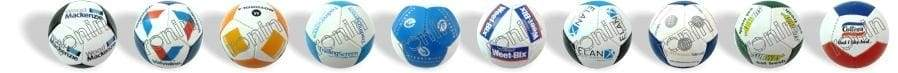 promotional mini footballs uk