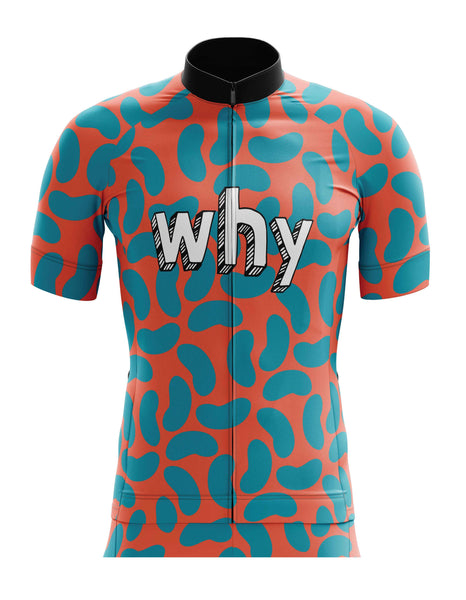Team Why Collab 2020 JERSEY- Mens
