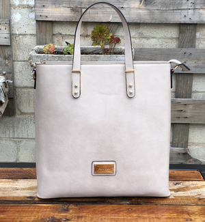 """MyAlura"" Handbag Beige by MyAlura Business Bags & Laptop Totes for Women"