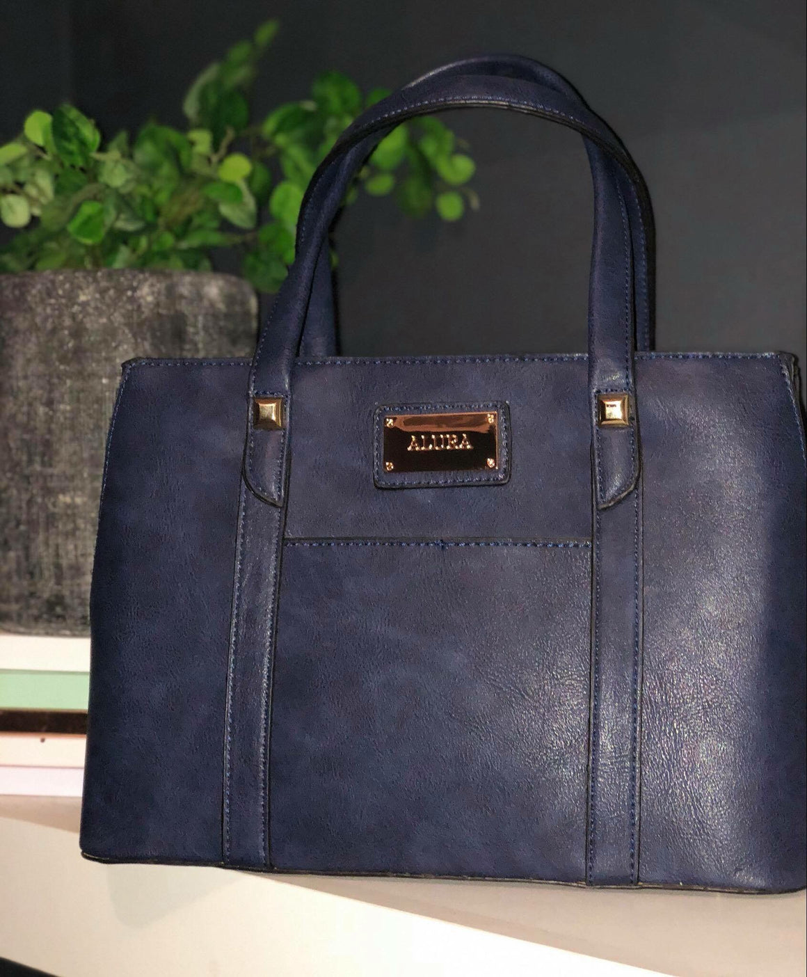"""MyPassion"" Handbag Tan by MyAlura Business Bags & Laptop Totes for Women"