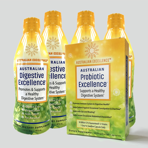 Australian Excellence System (Four 16oz Bottles)