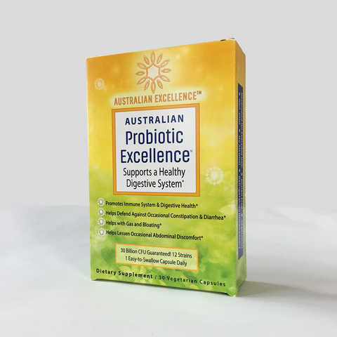 Australian Probiotic Excellence - <strong>LIQUIDATION SALE 80% OFF!</strong> Expires October 2020