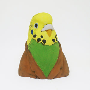 Arkwright Budgie Head