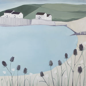 Cuckmere Haven Oil Painting