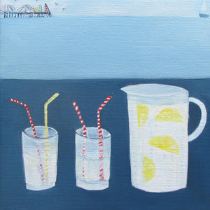 Lemonade On The Beach
