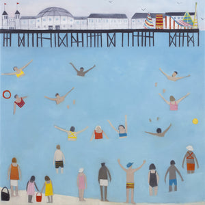 Summer Holiday Giclee Print