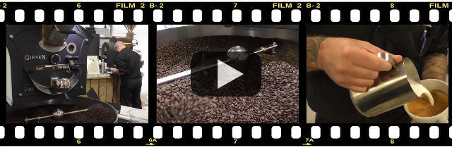 ANVIL Coffee Roasters on Hampshire TV (Youtube clip)
