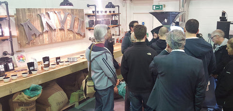 Roastery Open Evening March 2018