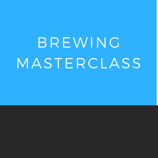 Brewing Masterclass