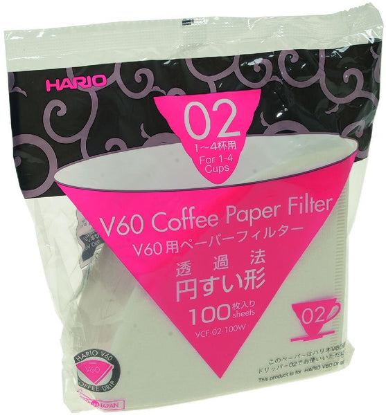 Hario Coffee Filters (100)