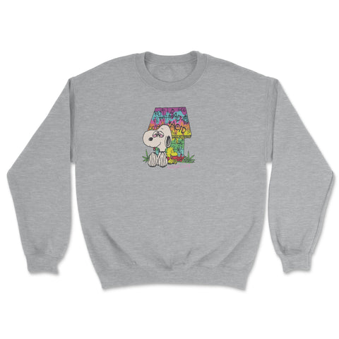 Acid Bath Crewneck Grey