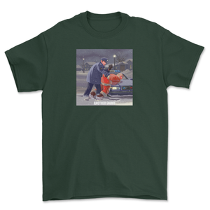 Bad Santa T-Shirt Forest