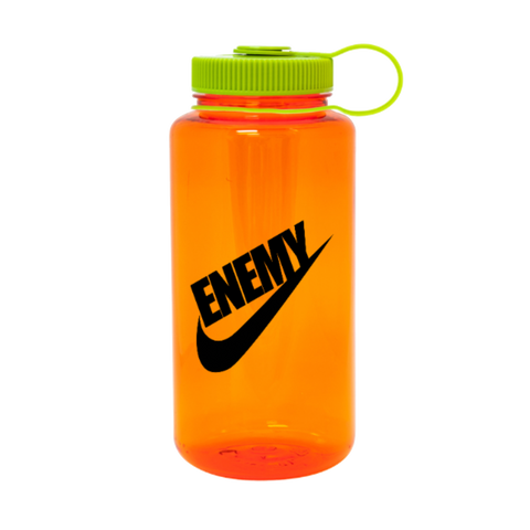 EKIN Nalgene Water Bottle Orange