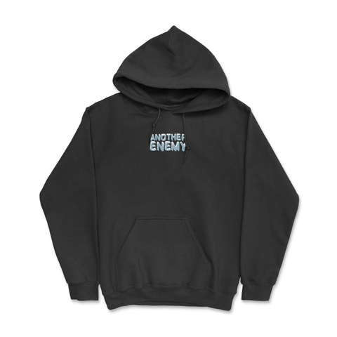 Snowball Fight Hoodie Black