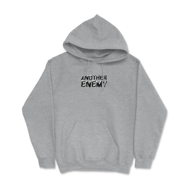 Snowball Fight Hoodie Grey