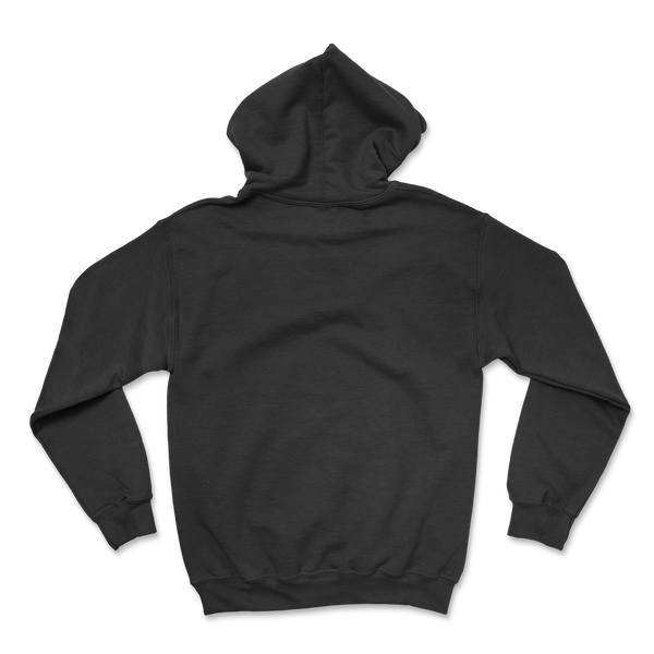 Slime Logo Glow in the Dark Hoodie Black