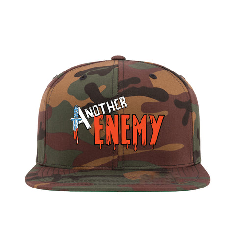 Make The Cut Snapback Hat Camo