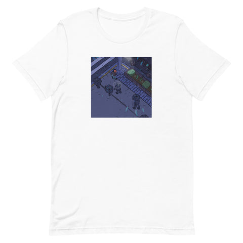 AE x Corey Grand Water Your Plants T-Shirt White