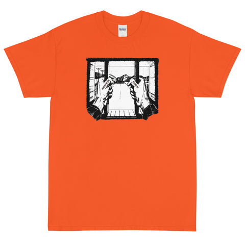 Outlaw T-Shirt Orange
