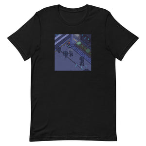 AE x Corey Grand Water Your Plants T-Shirt Black