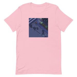 AE x Corey Grand Water Your Plants T-Shirt Pink