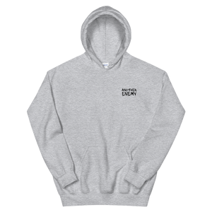 The End Hoodie Grey