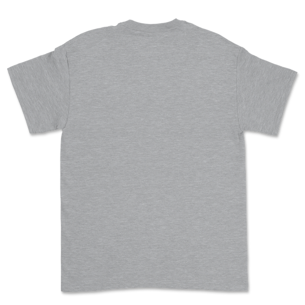 No Biters T-Shirt Grey