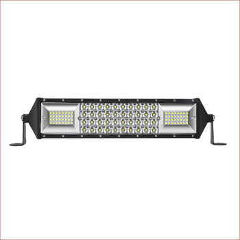 "12"" LED light bar 840 watts - Helmetkarts"