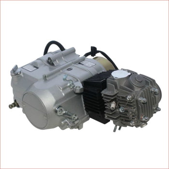 125cc Engine - Manual Horizontal engine