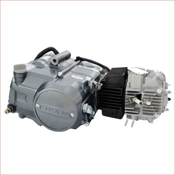 125cc LIFAN Engine - Manual Horizontal engine