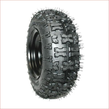 "13x5-6"" Off road wheel (rim and tyre) Pair (x2) - Helmetkarts"