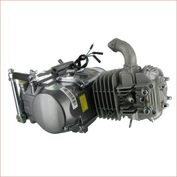 140cc Engine - Manual Horizontal engine