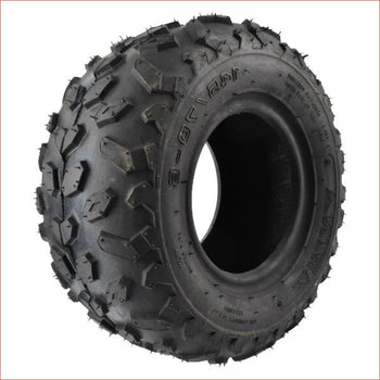 145/70-6 Off road tyre Pair (x2) - Helmetkarts