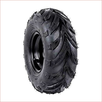 "145/70-6"" Off road wheel (rim and tyre) Pair (x2) - Helmetkarts"