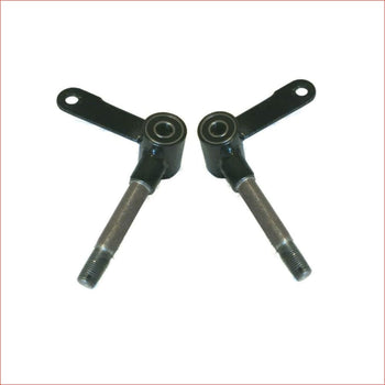 15mm Basic stub axle (pair) x2 - Helmetkarts