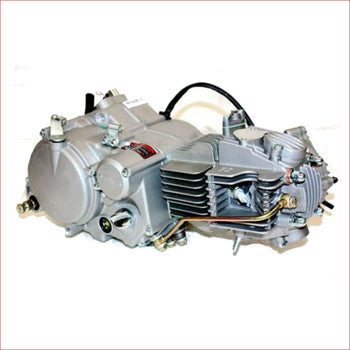 160cc Engine - Manual Horizontal engine