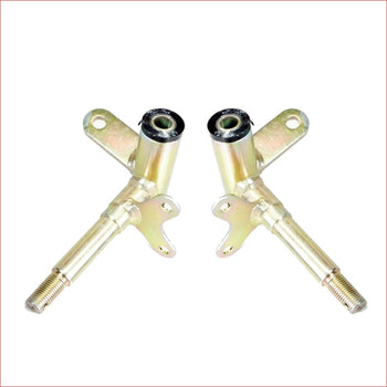 17mm Stub axle B - Disc brake (pair) x2 - Helmetkarts