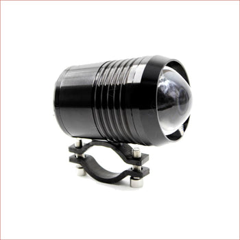 "2"" LED Fog light 30 watts - Black - Helmetkarts"