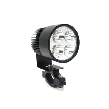 "2"" LED Spot light 20 watts - Black - Helmetkarts"