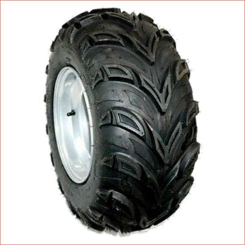 "20x10-10"" Off road wheel (rim and tyre) Pair (x2) - Helmetkarts"