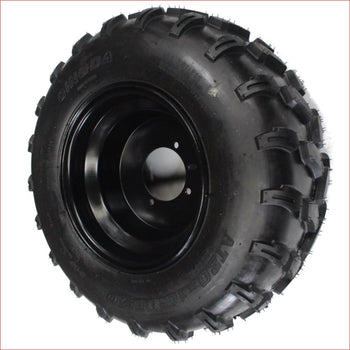 "20x10-10"" Rear GOLIATH off road wheel (rim and tyre) Pair (x2) - Helmetkarts"
