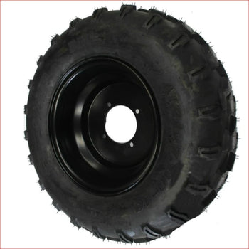 "21x7-10"" Front GOLIATH off road wheel (rim and tyre) Pair (x2) - Helmetkarts"