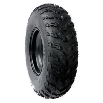 "21x7-10"" Off road wheel (rim and tyre) Pair (x2) - Helmetkarts"