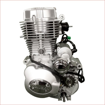 250cc Engine - Manual w/ reverse Large engine